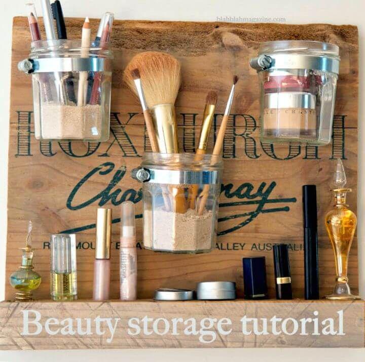 34 Best Diy Makeup Organizer Storage Ideas With Images Weekend