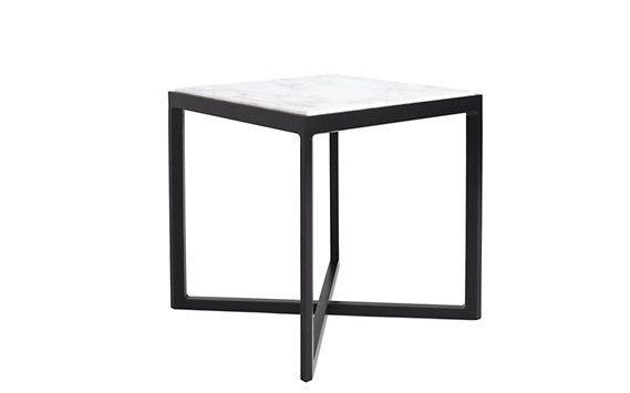 Krusin Side Table with Marble TabletopTables, Leed Metropolitan, Krusin Side, Furniture Design, Cafes Interiors, Furniture Ideas, Coats Arabescato, Arabescato Marbles, Krusin Moving