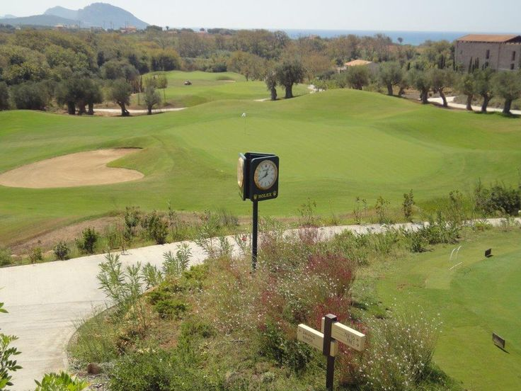 COSTA NAVARINO GOLF IN GREECE