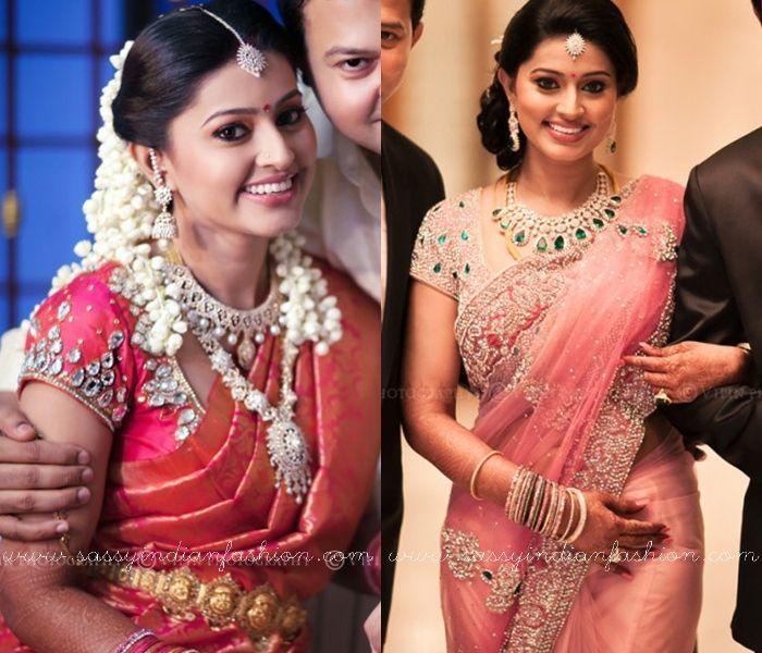 actress-sneha-saree-style