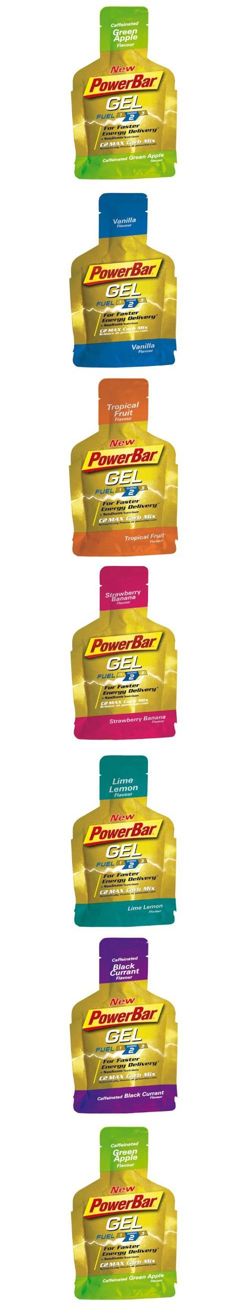 POWERBAR Gel - 41g Single by Power Bar