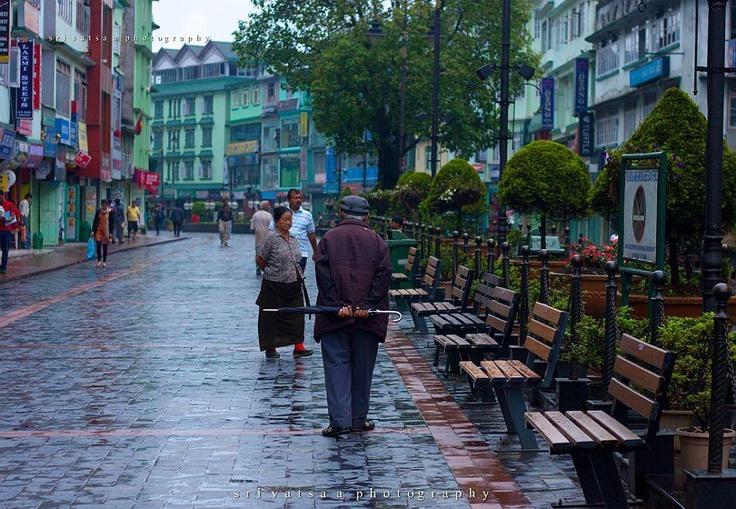 Gangtok,capital of Sikkim, INDIA