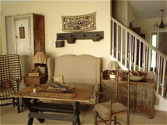 PictureTrail: Online Photo Sharing, Social Network, Image Hosting, Online  Photo Albums · Primitive Living RoomCountry PrimitiveColonial  FurniturePrimitive ... - 301 Best Prim & Colonial Living Rooms Images On Pinterest
