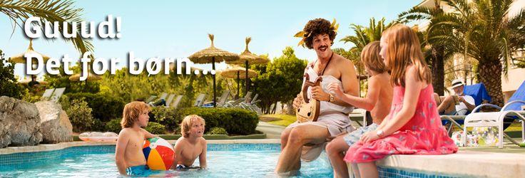 Denne side henvender sig til dig, der skal rejse på ferie med børn. Her ser du de bedste All Inclusive hoteller, vandlandshoteller og meget mere. Se mere på http://www.apollorejser.dk/tilbudrabatter/familie
