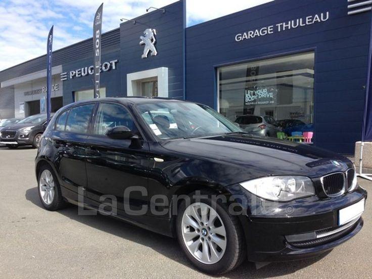 Annonce BMW SERIE 1 (E87) (2) 118DA 143 EXCELLIS 5P occasion - GARAGE THULEAU