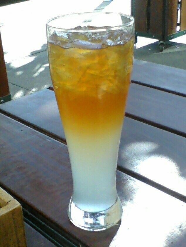 My new obsession the arnold palmer!!! (5184944881) - Arnold Palmer (drink) - Wikipedia, the free encyclopedia