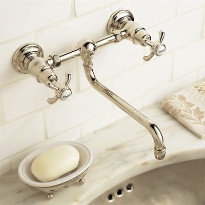 antique style bathroom faucets | My Web Value