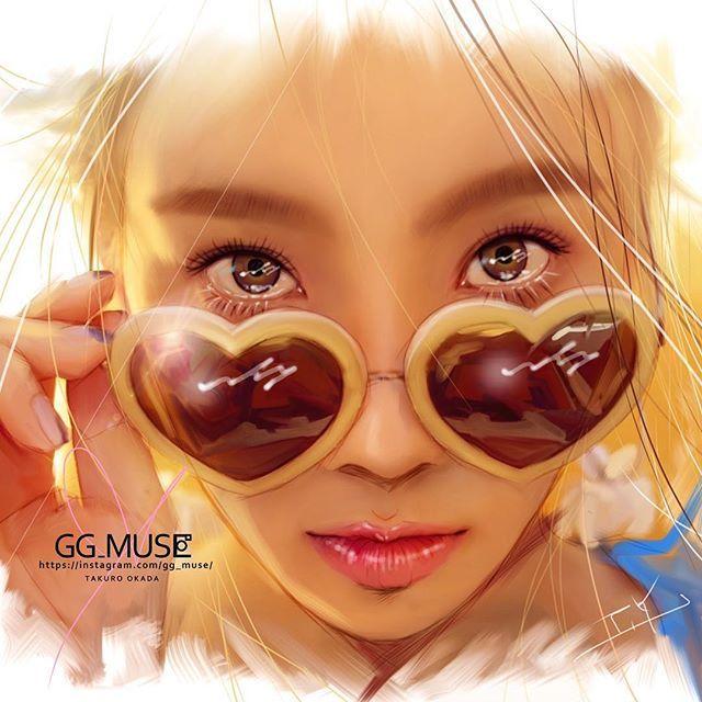 "Can you see the""WHY""? #taeyeon #태연 #テヨン #金太妍 #why #soshiart #소녀시대 #少女時代 #GG…"