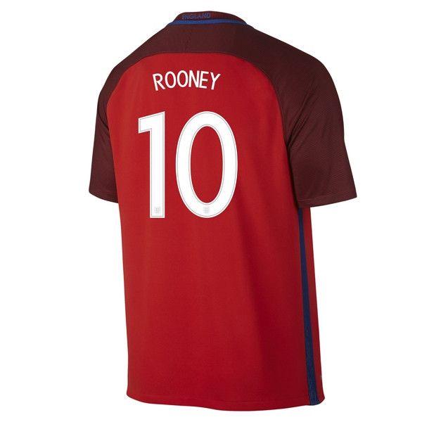 30c217a1a16 ... Kids 724693-600- England Euro 2016 Away Men Soccer Jersey ROONEY 10 ·  England National TeamFootball ... Nike ...