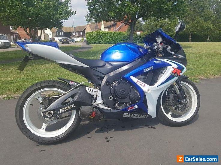 Suzuki gsxr 600  #suzuki #gsxr #forsale #unitedkingdom