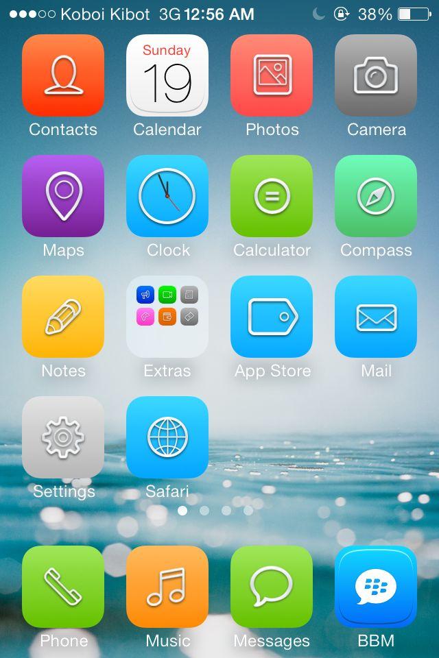 10 Tema Terbaik untuk Winterboard iOS 7