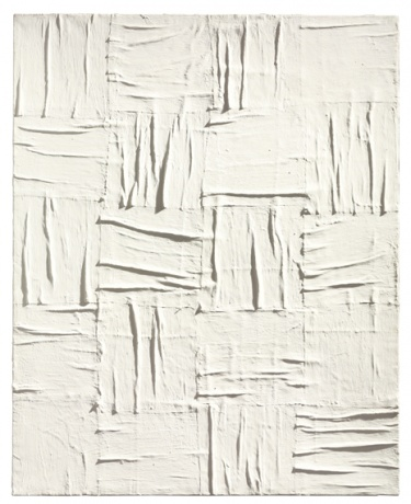 "Piero Manzoni  ""Achrome,"" 1959"