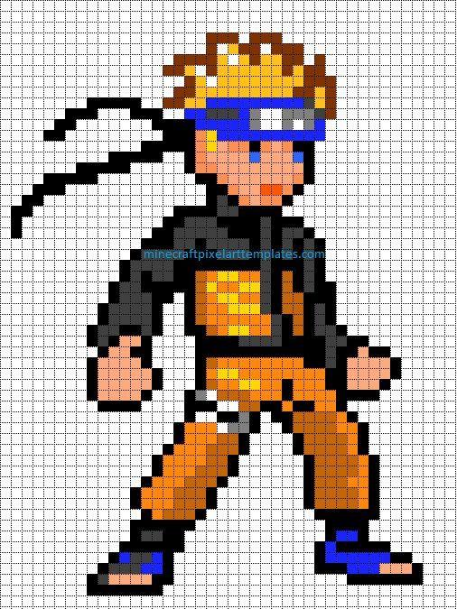 Minecraft Pixel Art Templates: