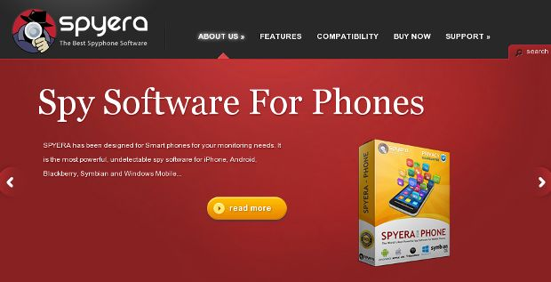 Spyera is the world痴 most powerful monitoring software that you install on the target device. This device can be a Smart Phone, a Tablet Pc, or a Computer. You download directly into the target device that you wish to spy on >> spyphone review --> http://bestspykeylogger.com/spyera-spyphone-review