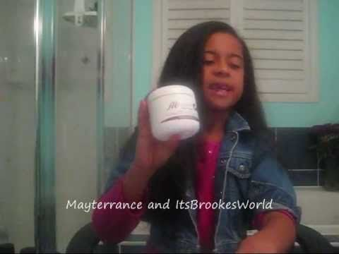 ItsBrookesWorld Manetane Beauty Hair Food Product Review