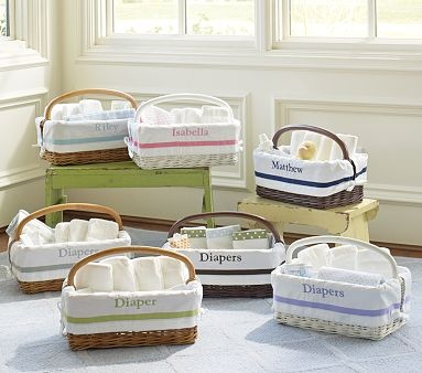 I love the Sabrina Diaper Caddy & Harper Liners on potterybarnkids.com