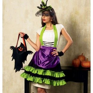 McCall Naaipatroon 6811-OSZ - Halloween - thema