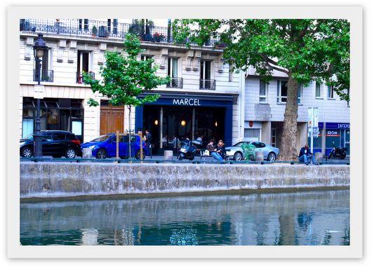 Marcel (restaurant indien), 90 quai de Jemmapes, 75010 Paris, Métro Jacques Bonsergent