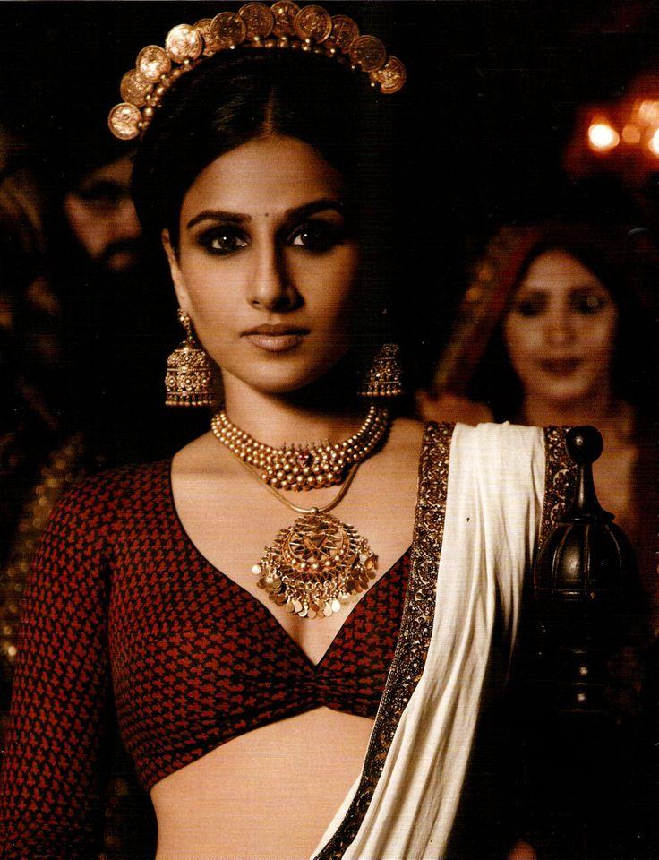 Jewelry- Vidya Balan