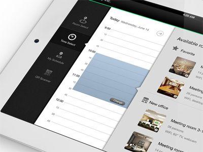 meeting room reservation app