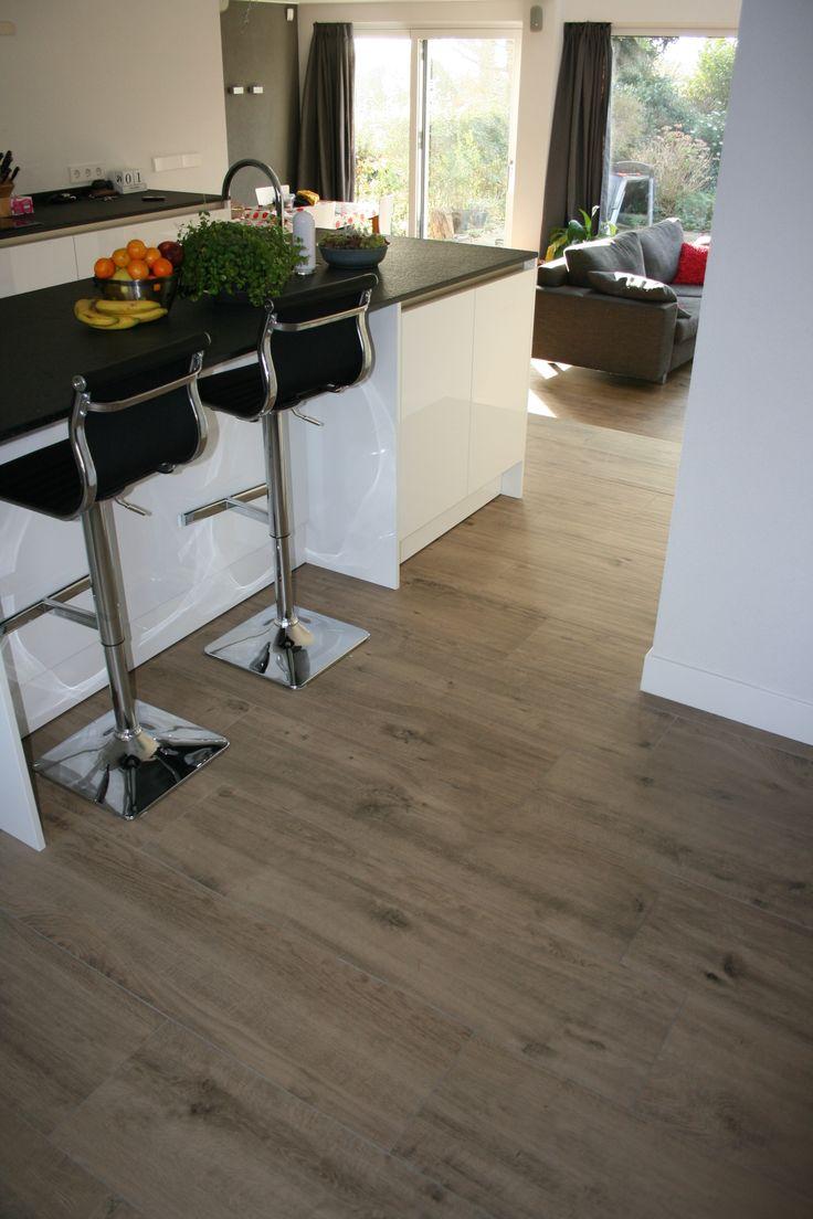 Vloertegels houtlook marazzi treverk home olmo met keramische traptreden