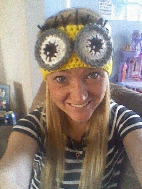 35 mejores ideas en Minion fun en Pinterest | Artesanías, Crochet de ...