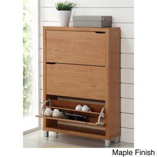 Simms Modern Shoe Cabinet   Overstock.com