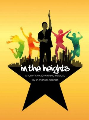 LOVE this show, it's absolutely brilliant, AND it introduced me to Lin-Manuel Miranda. | in the heights