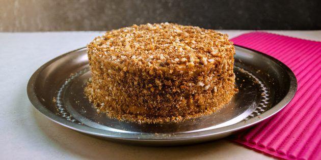 7 восхитительных тортов со сгущёнкой | Рецепт в 2020 г ...