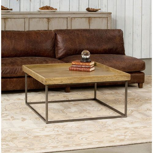 40 Square Driftwood Coffee Table: 17 Best Ideas About Coffee Table Tray On Pinterest