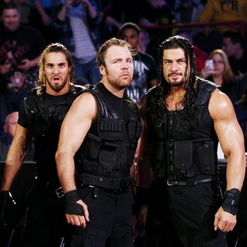 The Shield #WWE