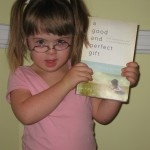 Blog by author of A Good and Perfect Gift- Amy Julia Becker.