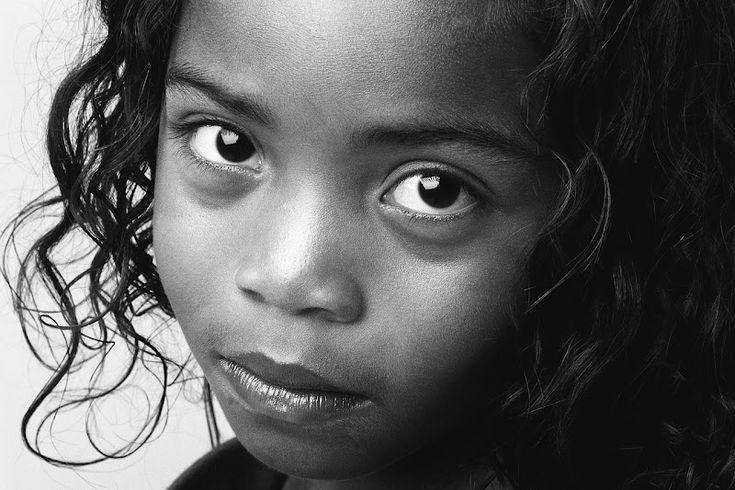 VINTAGE, EL GLAMOUR DE ANTAÑO: Fotos artísticas de Niños en blanco y negro 4 (Miradas 2)