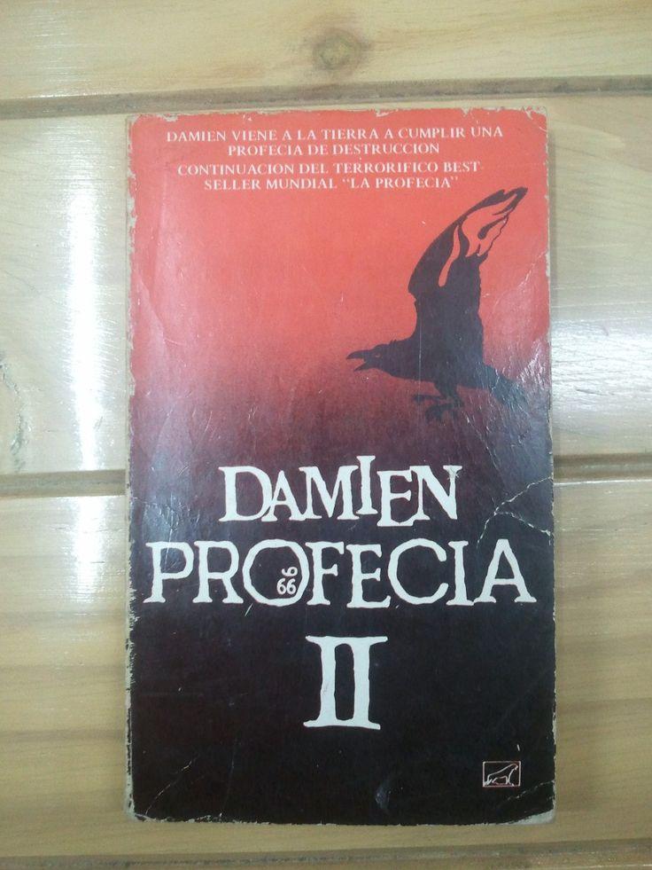 Título:  Damien la profecia 2    Autor: Joseph Howard