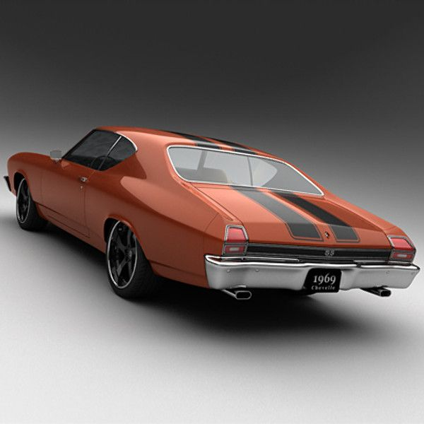 69 Chevelle SS. This is my ultimate dream car.                                                                                                                                                     More