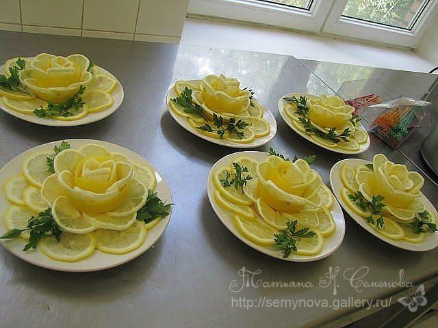 Gallery.ru / Фото #145 - карвинг и украшалки для блюд 3 - semynova