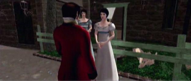 Jane Austen: The Massive Online RPG Game