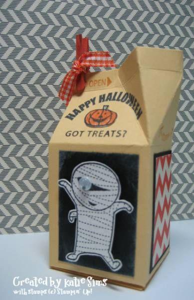 got treats halloween boohalloween treatshalloween cardscarton - Halloween Cartons