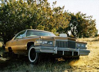 Abandoned Cadillac Cadillacs Are 1 Abandoned