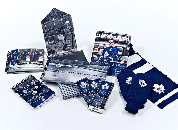 Toronto Maple Leafs 2010-2011 on Behance