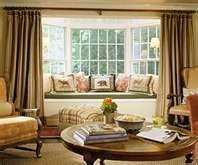 Different way to cover a bay window