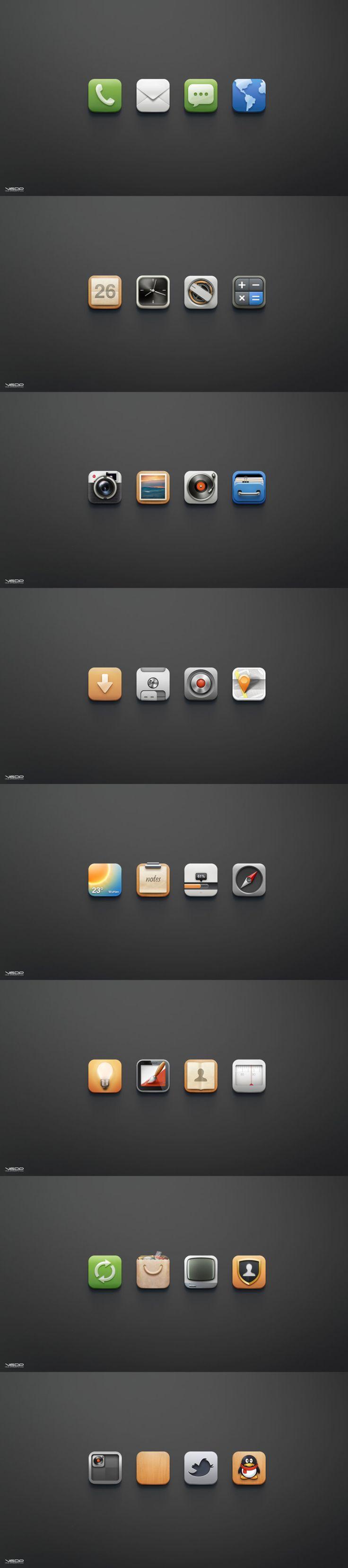 #ui #icon #mobile