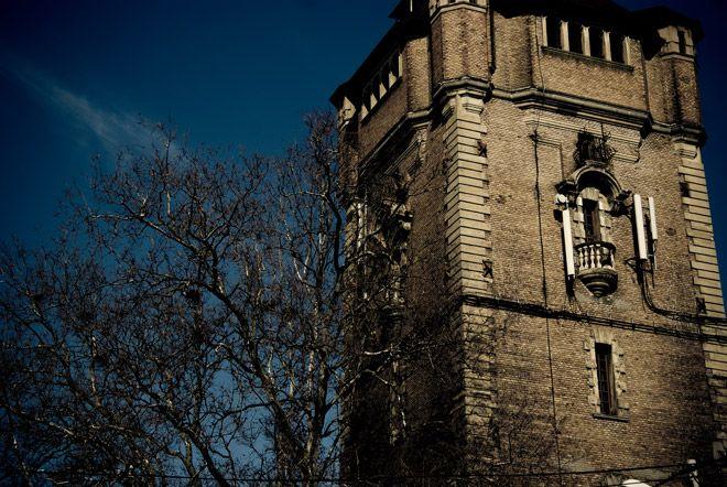 #Arad (Romania), Water tower