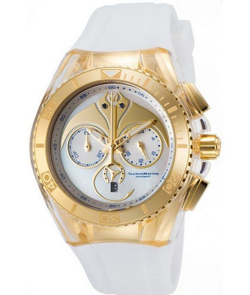 TechnoMarine Dream Cruise Collection Chronograph TM-115004 Womens Watch