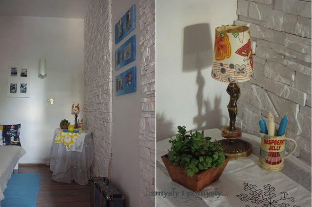 .zmysły i pomysły: pokój i nowe oświetlenie