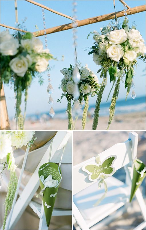 Hanging flower pomanders! Pide tu presupuesto para tu evento a www.valenciana.com.uy / wedding planners & bussines event planners