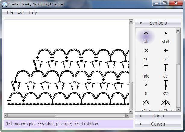 23 best crochet software images on pinterest crochet patterns chet crochet charting software ccuart Image collections