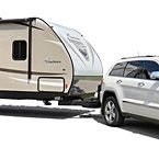Freedom Express Travel Trailers Freedom Express Travel Trailers deliver ultra-lite luxury combined with top selling floorplans in an affordable, value packed travel trailer, designed to be towed by today's midsize SUVs and half-ton vehicles.  Freedom Express conventional and hybrid travel trailers...