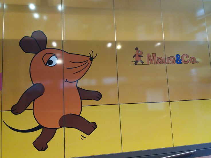 KÖLN - Der Maus-Shop befindet sich in den WDR-Arkaden. Hier findest du alles um die Maus