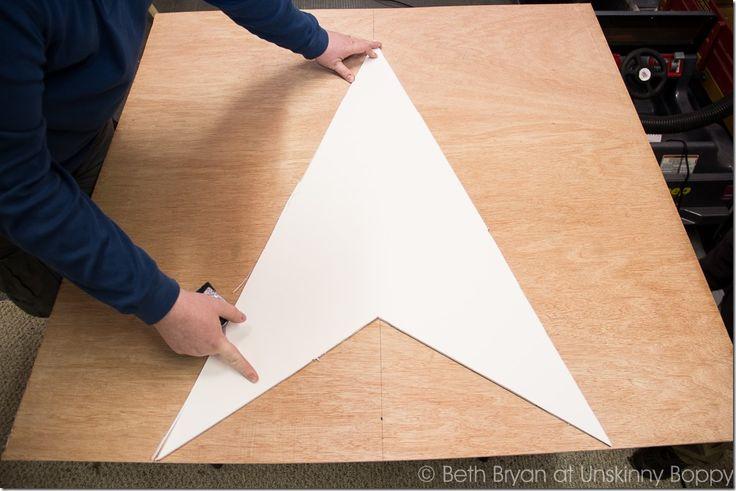 Comment DIY un bois de rebut étoile 17